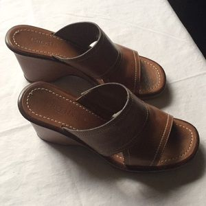 Cole Haan (Country Slip on Wedge) - 7.5B